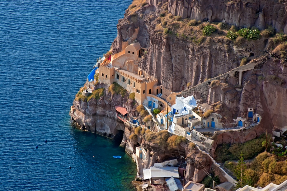 Visit East Side of Santorini Island